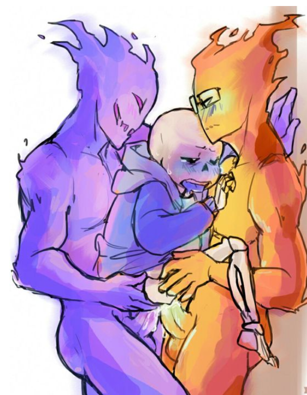 underfell sans and undertale sans Angel from lady and the tramp 2
