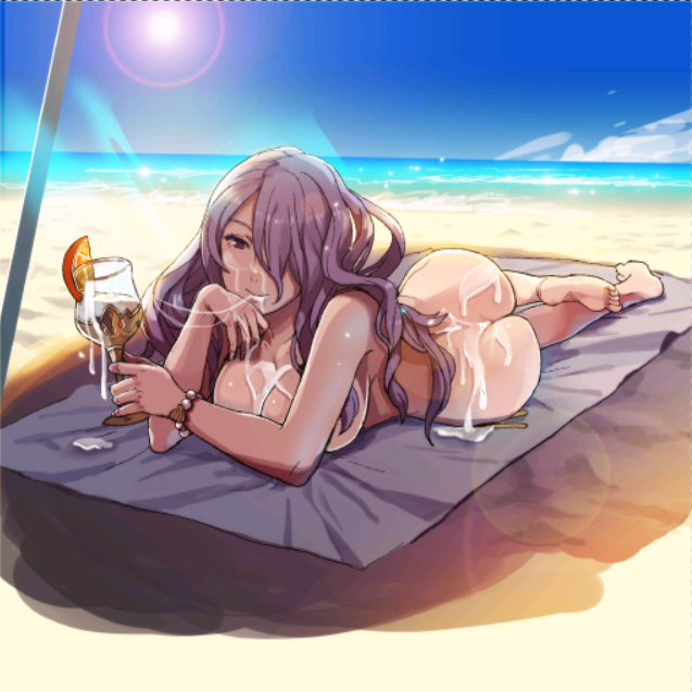 camilla fire fates emblem Eating food out of pussy