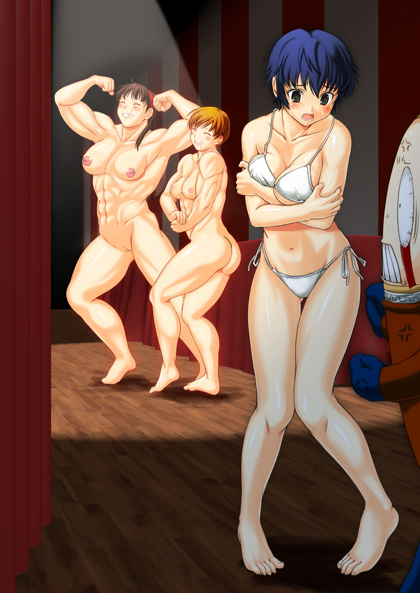 naked embarrassed in girl public Pictures of toy chica from five nights at freddy's