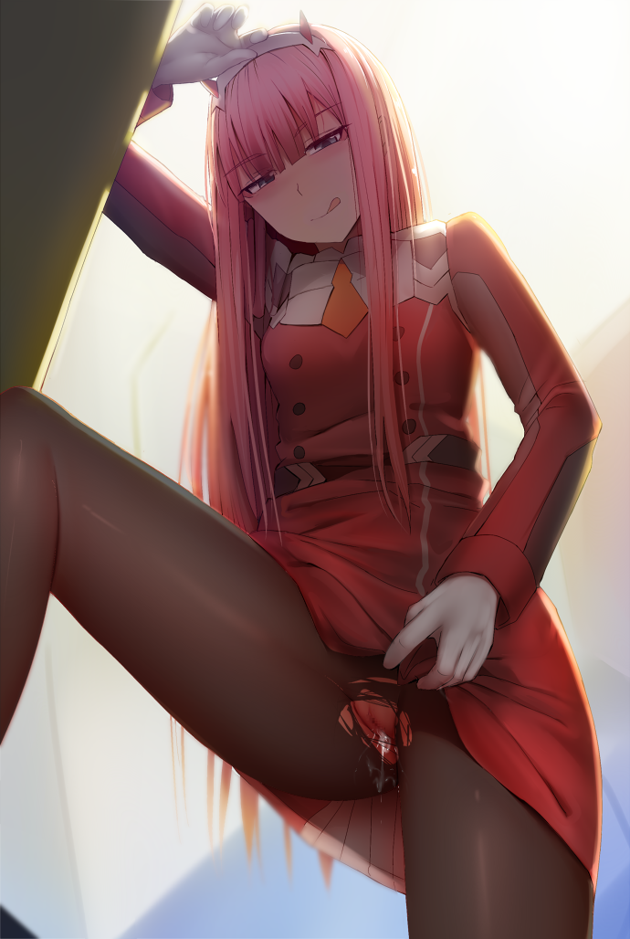 in franxx darling the nana Lawrence princess and the frog