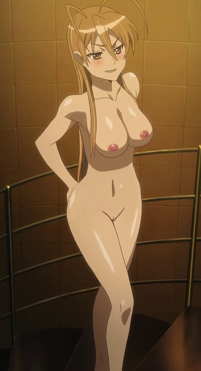the nude dead high school of Trials in tainted space bunny