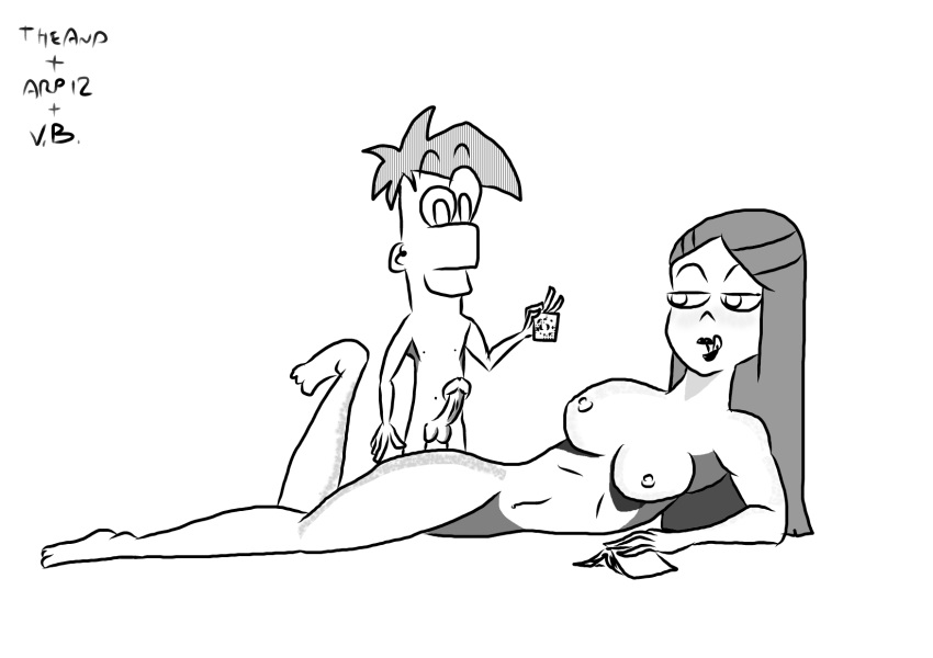 vanessa phineas and ferb sex Breath of the wild wizzrobes
