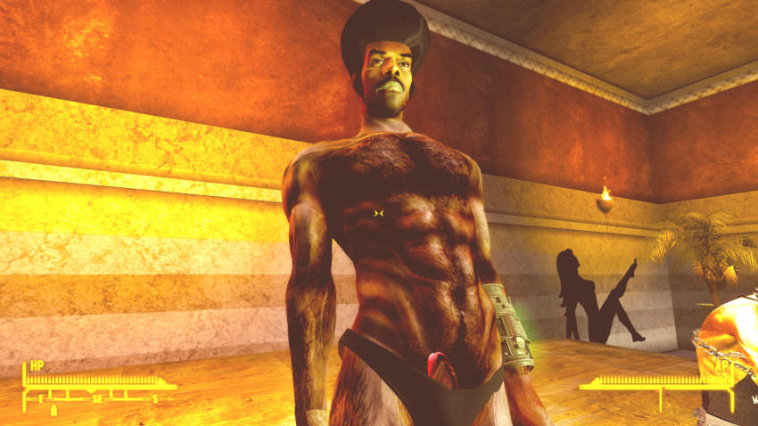 new fallout male vegas nude Uni the unicorn dungeons and dragons