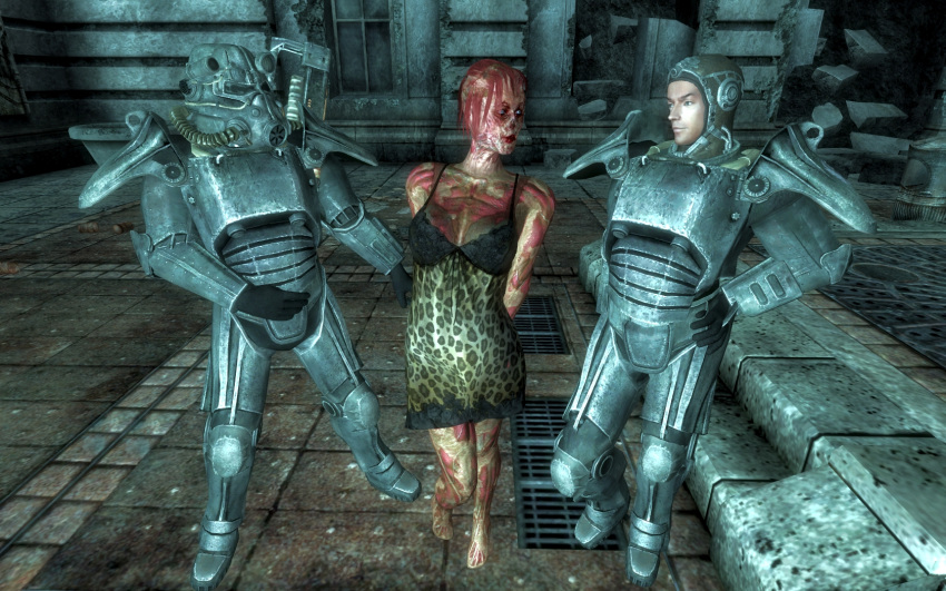 curie fallout 4 Alpha and omega lilly pregnant
