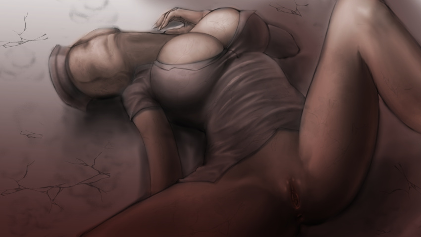 lying figure silent hill 2 Trials in tainted space transformative