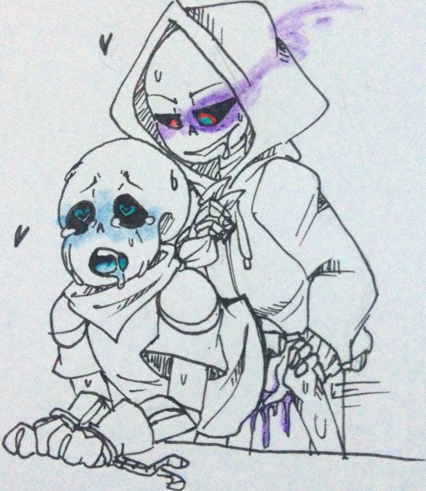 and undertale sans underfell sans Heaven's lost property ikaros naked
