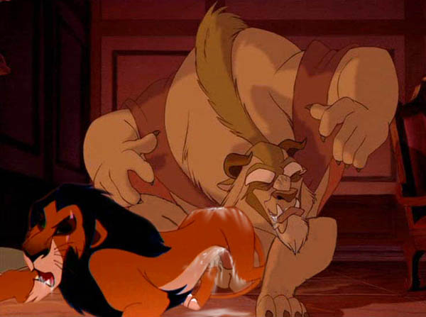 the and beast beauty rape Wolf guy - wolfen crest