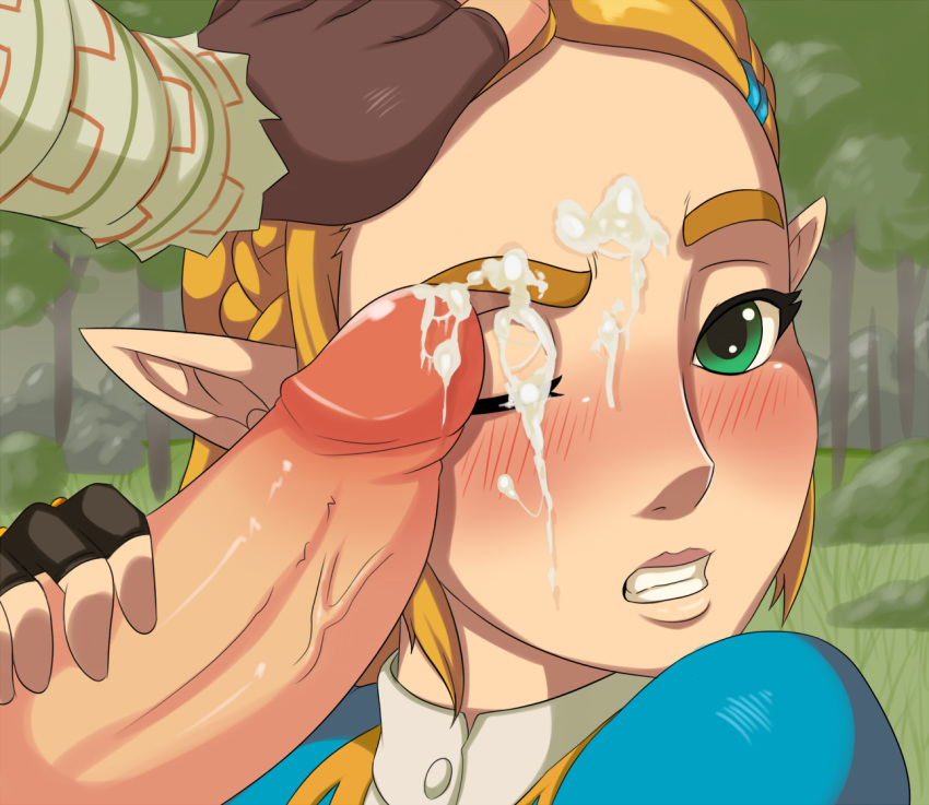 zelda of breath pregnant the is in wild Tales from the borderlands